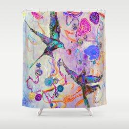 Elucid Shower Curtain