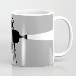 Movie Cine Projector Coffee Mug