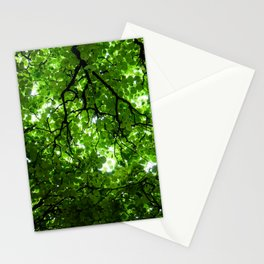 Singapore Sky Stationery Cards