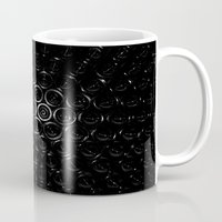 wine Mugs featuring Wine? by Ian Bevington