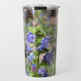 the garden at the cloisters ii Travel Mug
