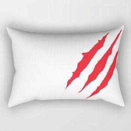 Claws Rectangular Pillow