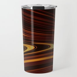 Spilled Coffee Travel Mug