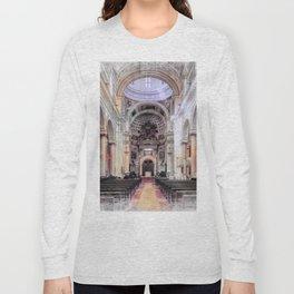 Trapani art 6 Long Sleeve T-shirt