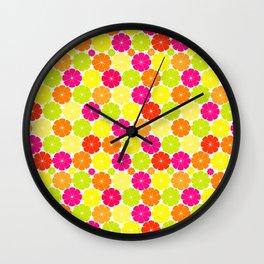 Sweet Drops Wall Clock