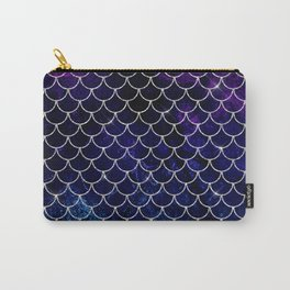 Fantasy Mermaid Scales Carry-All Pouch