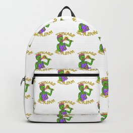 Teenage Zombie Scream Backpack