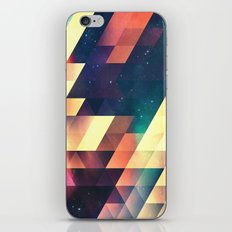 thyss lyyts iPhone Skin