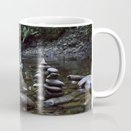 Cairn on the River Coffee Mug