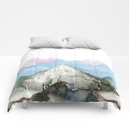 the montain Comforters