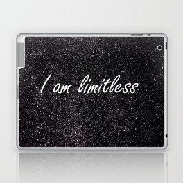 I Am Limitless Laptop & iPad Skin