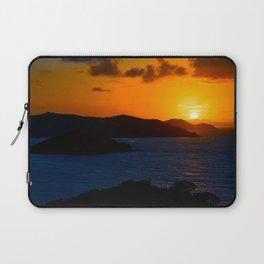 Coral Bay Sunrise Laptop Sleeve