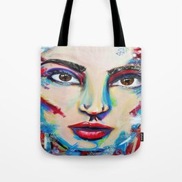 Take My Breath Away Tote Bag
