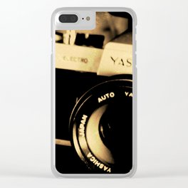 My Yashica Clear iPhone Case