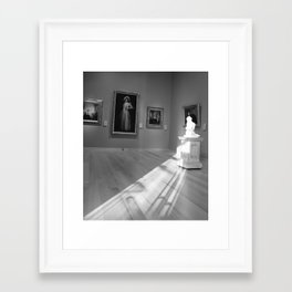 Affection of Light Framed Art Print