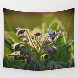 The Beauty of Weeds Wall Tapestry