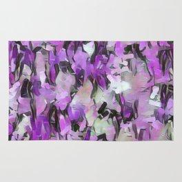 Confetti Lavender Tints Rug