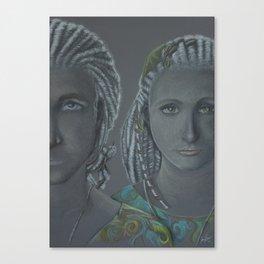The Kunbion - Ingrid Canvas Print