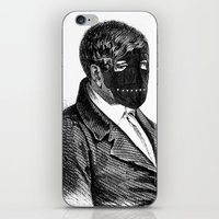 bdsm iPhone & iPod Skins featuring BDSM XXVI by DIVIDUS