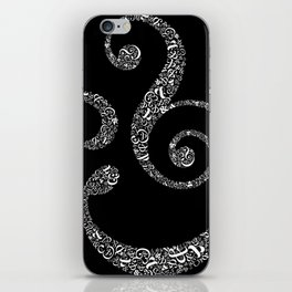 The Ampersand of Ampersands iPhone Skin