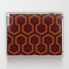 SHINING HOTEL CARPET Laptop & iPad Skin