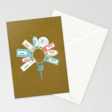 Disloyal Stationery Cards
