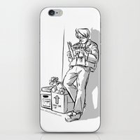 hetalia iPhone & iPod Skins featuring My Country, 'Tis of Thee by Tomatobird