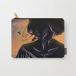 Suzanne with Bees Carry-All Pouch