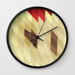 Manzana Wall Clock