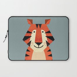 Whimsy Tiger Laptop Sleeve