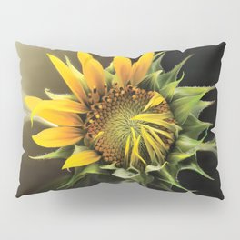 Beautiful Sunflower Pillow Sham