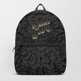 Truth Or Dare Backpack