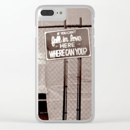 Destiny Clear iPhone Case
