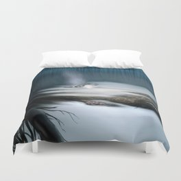 Swamps of Dagobah Duvet Cover