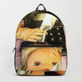 Miss Merry Sunshine Backpack