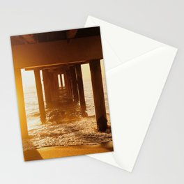 Pier Pressure III Stationery Cards