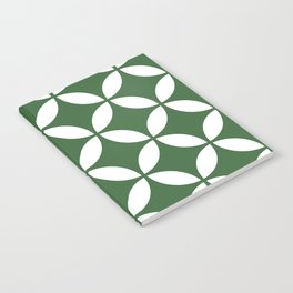 Palm Springs Screen: Kelly Green Notebook