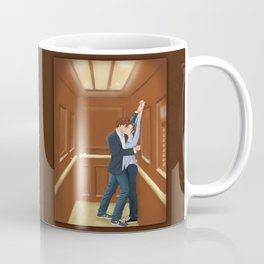 what is it about elevators? Coffee Mug