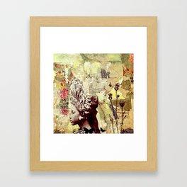 Seeking Serenity Framed Art Print