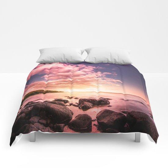 Sonar Comforters