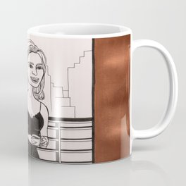 Natalie Portman's Morning Coffee Mug