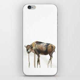 Buffalo iPhone Skin