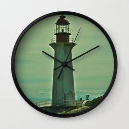 beacon of hope Wall Clock