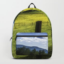 Cades Cove - Great Smoky Mountains National Park Backpack