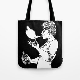 Flamespitter Tote Bag