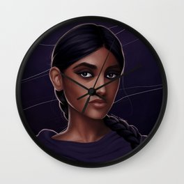 Inej Ghafa Wall Clock