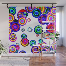 Moving Targets Wall Mural