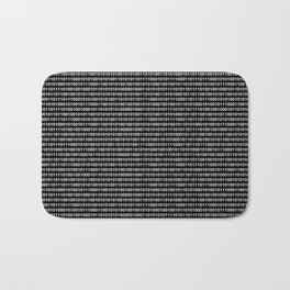 The Binary Code DOS version Bath Mat