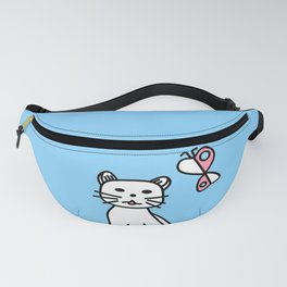 Snow's Butterfly Fanny Pack
