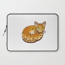 Bengal Bagel Laptop Sleeve